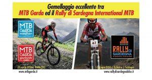 Nasce il gemellaggio tra Mtb Garda Marathon e Rally di Sardegna Mtb