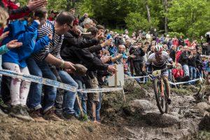 Coppa del mondo La Bresse: il pubblico esulta per Absalon e Neff