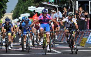 Alessandro Petacchi alla Cape Epic 2019 su bici T°Red
