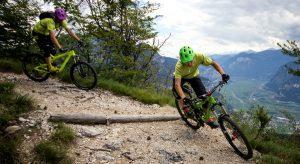 Due giorni di gravity sui trail del Dolomiti Paganella Bike