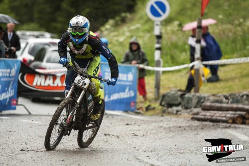 Loris Revelli, nuovo campione italiano junior.