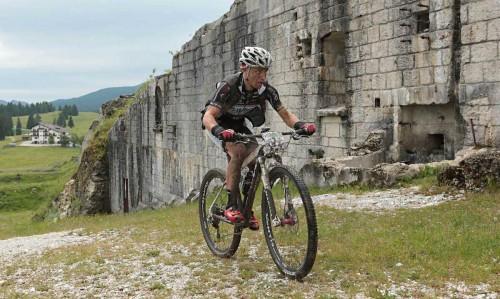 Luca Ronchi attraversa le fortezze belliche