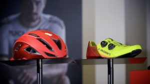 Nuove Specialized S-Works 7 e casco S-Works Evade II