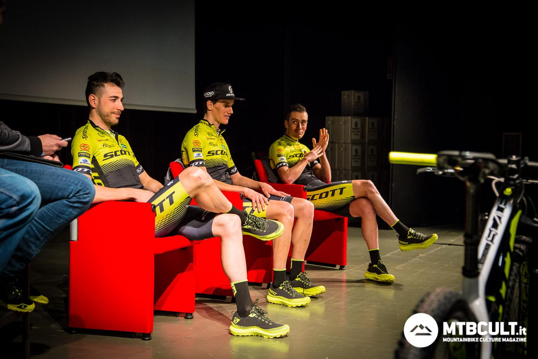 Scott Racing team 2019