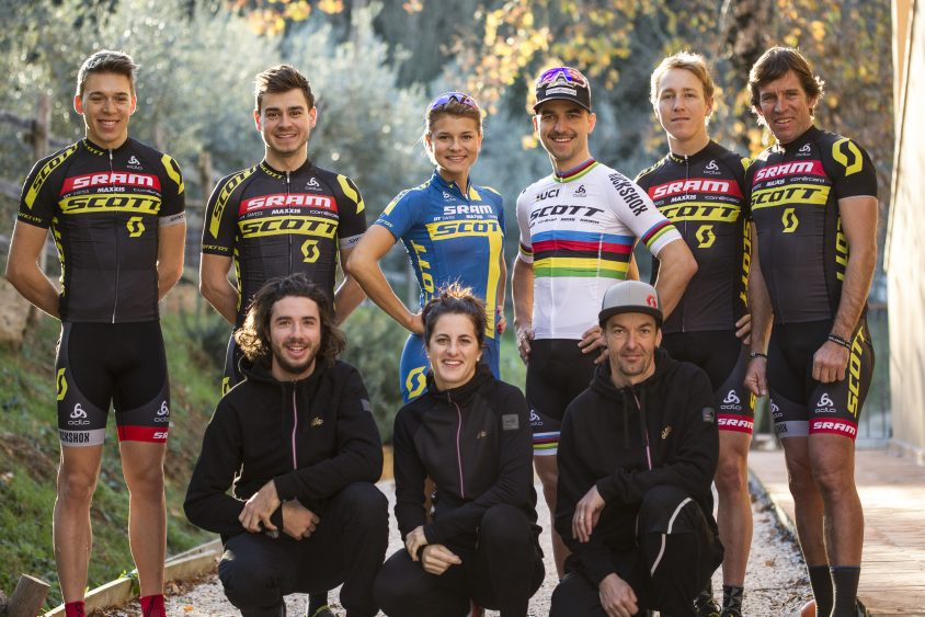 scott-sram mtb racing team