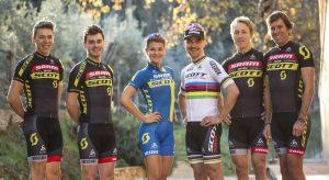 Scott-Sram Mtb Racing Team: la squadra dei campioni olimpici