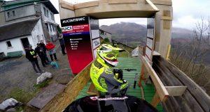 VIDEO - Claudio Caluori, track preview della pista Dh di Lourdes