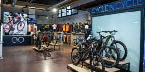 Inaugurato a Roma il nuovo Trek Concept Store Cycle'n'Cycle