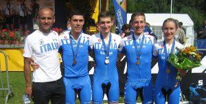 Europei Xc: l'Italia medaglia di bronzo nella staffetta