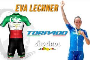 Eva Lechner al Team Torpado-Südtirol International!