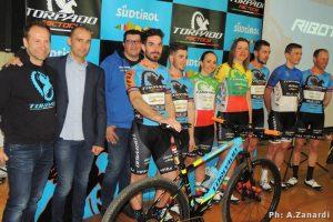 Team Torpado-Südtirol-International 2019: ecco gli atleti e le bici