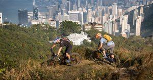 VIDEO -  TransHongKong Urban Mtb Adventure con Hans Rey e Martin Maes