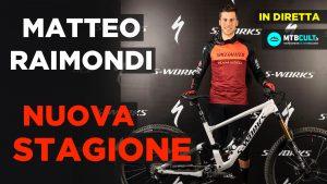 LIVE - Intervista a Matteo Raimondi: verso una nuova stagione di enduro