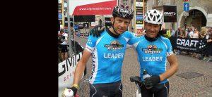 Bike Transalp: Kaufmann-Kaess a un passo dal trionfo
