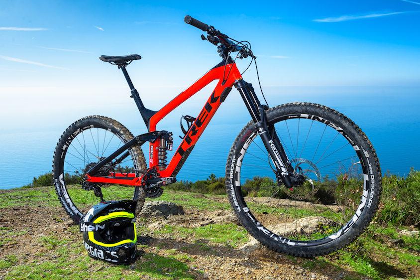 Red Bike 2018