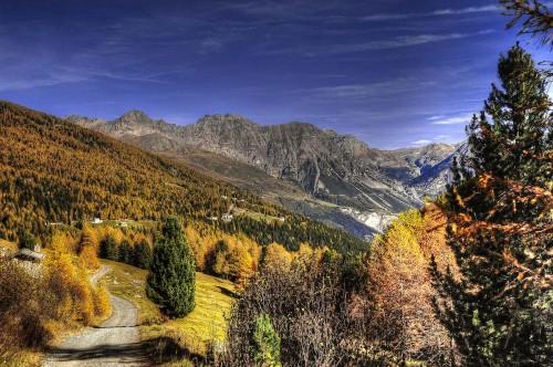 La meravigliosa Val Verva.
