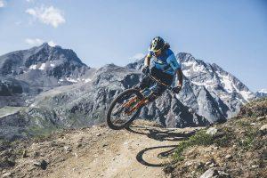 "VIDEO - Wyn Masters: un ""Kiwi"" conquista la Bike Republic Sölden"