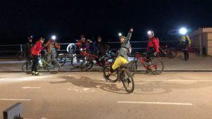Moon Ride 2018: una serata magica sui trails di Sanremo