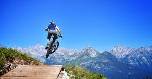 """VIDEO - Dolomiti Paganella Bike: un """"family park"""" da sballo!"""
