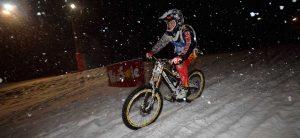 Winter Downhill, acuto di Von Klebelsberg sotto i riflettori