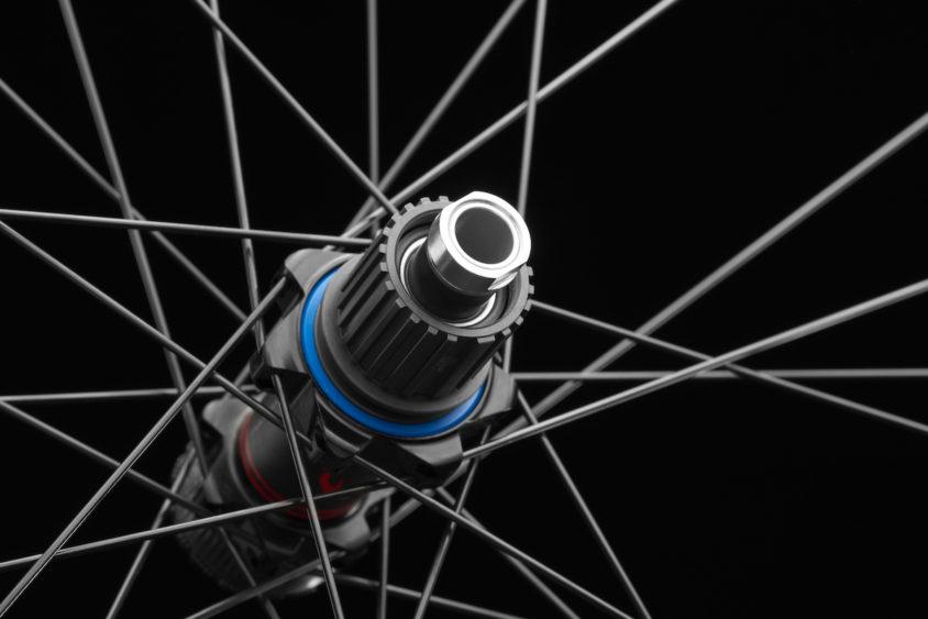 corpetto Shimano Microspline, ruote Fulcrum 2020