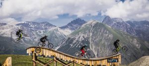 VIDEO - Al Mottolino Bike Park con Nick Pescetto e la CPGang