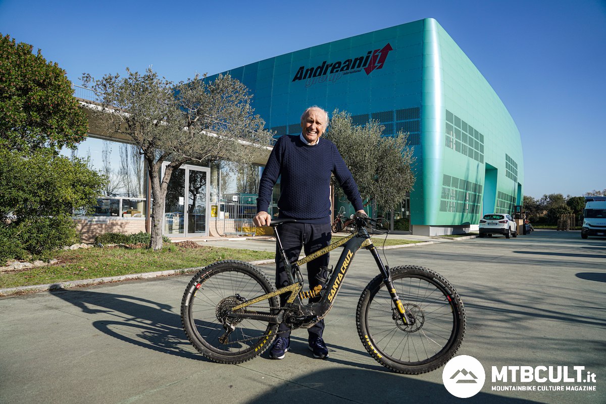 Andreani Group, Andreani Factory Visit