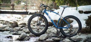 Aeko Burbera: la fat bike italiana con forcella a traliccio