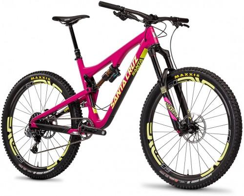 La Santa Cruz Bronson 2 CC in colorazione Kalimotxo