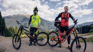 VIDEO - Claudio Caluori sulla pista Dh in Val di Sole: gasato e triste ?
