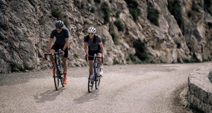 bici da strada per il biker