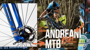 Nuovo kit piston Andreani per RockShox SID Ultimate Race Day