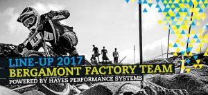 Bergamont Factory Team 2017: ecco atleti e bici