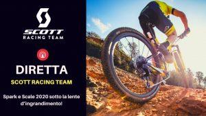 Lo Scott Racing Team presenta (in diretta) le bici ufficiali 2020