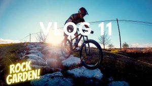VIDEO - Fontana spiega come affrontare un rock garden con la hardtail da Xc