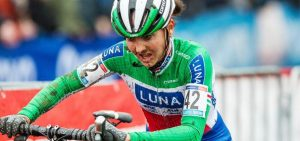 Eva Lechner 2ª in Coppa del Mondo Ciclocross. Con una nuova maglia...