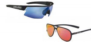 Cspeed e Cpilot, gli occhiali Salice in fibra di carbonio