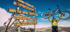 VIDEO - Danny MacAskill sul Kilimanjaro con Endura MT500