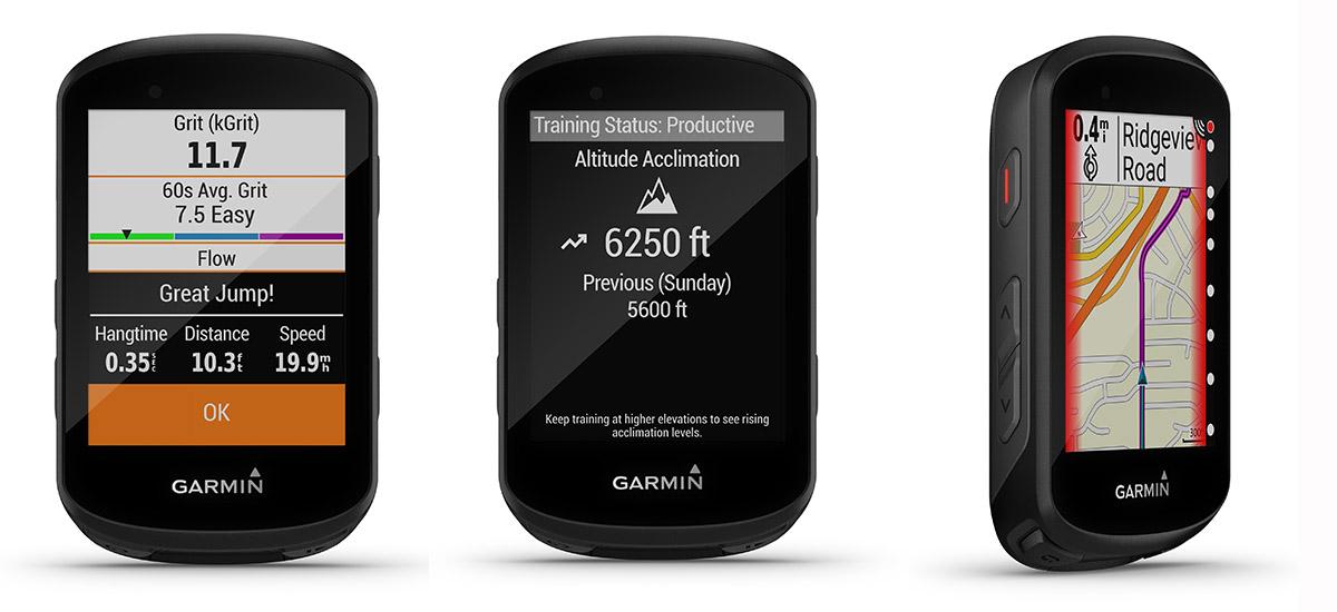 Garmin Edge 530 ed Edge 830