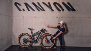 Emily Batty firma con Canyon: ecco i suoi obiettivi per il 2021
