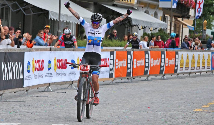 Dolomiti Superbike, Mara Fumagalli