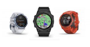 Nuovi Garmin Solar, tecnologia esclusiva per 3 serie di sportwatch