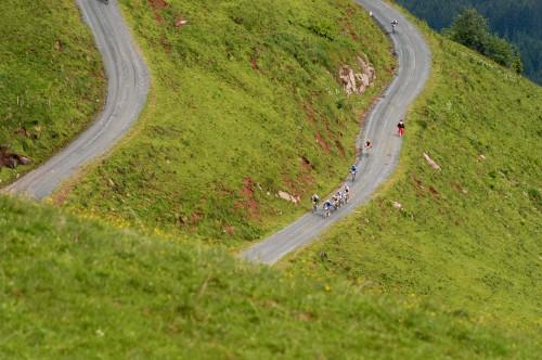 Il percorso Ultra di 94 chilometri è solo per biker esperti.