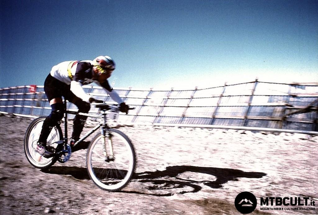 Ricordate un certo John Tomac? Ricordate la sua ruota posteriore Tioga Disk Drive? Mammoth Mountain ne ha viste davvero di belle...