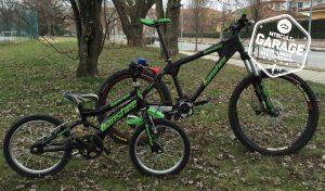 Concorso MtbCult Garage: le scarpe Scott a un papà-biker