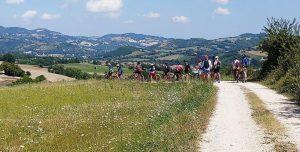 4 nuovi percorsi cicloturistici nel cuore delle Marche: è il progetto Bike Gal Flaminia Cesano