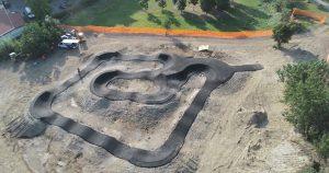Da domani sarà attiva la nuova pista Pump Track di San Giuliano Milanese