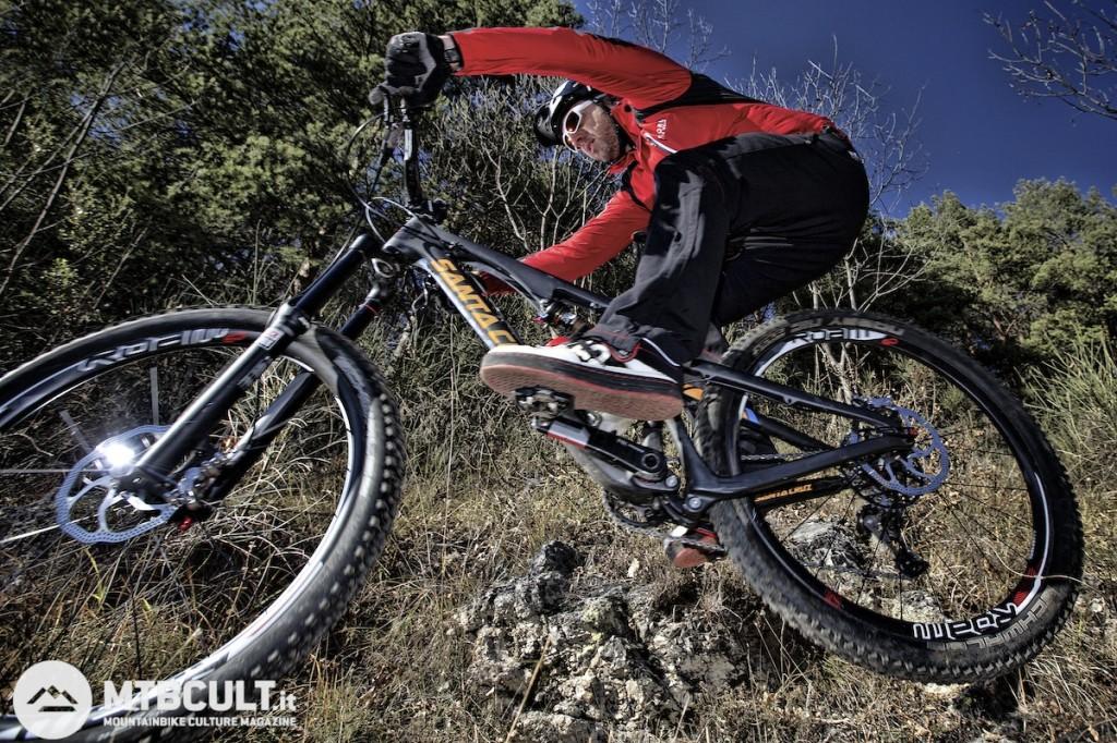 Dopo poche uscite la Bronson diventa la bici che hai sempre guidato.
