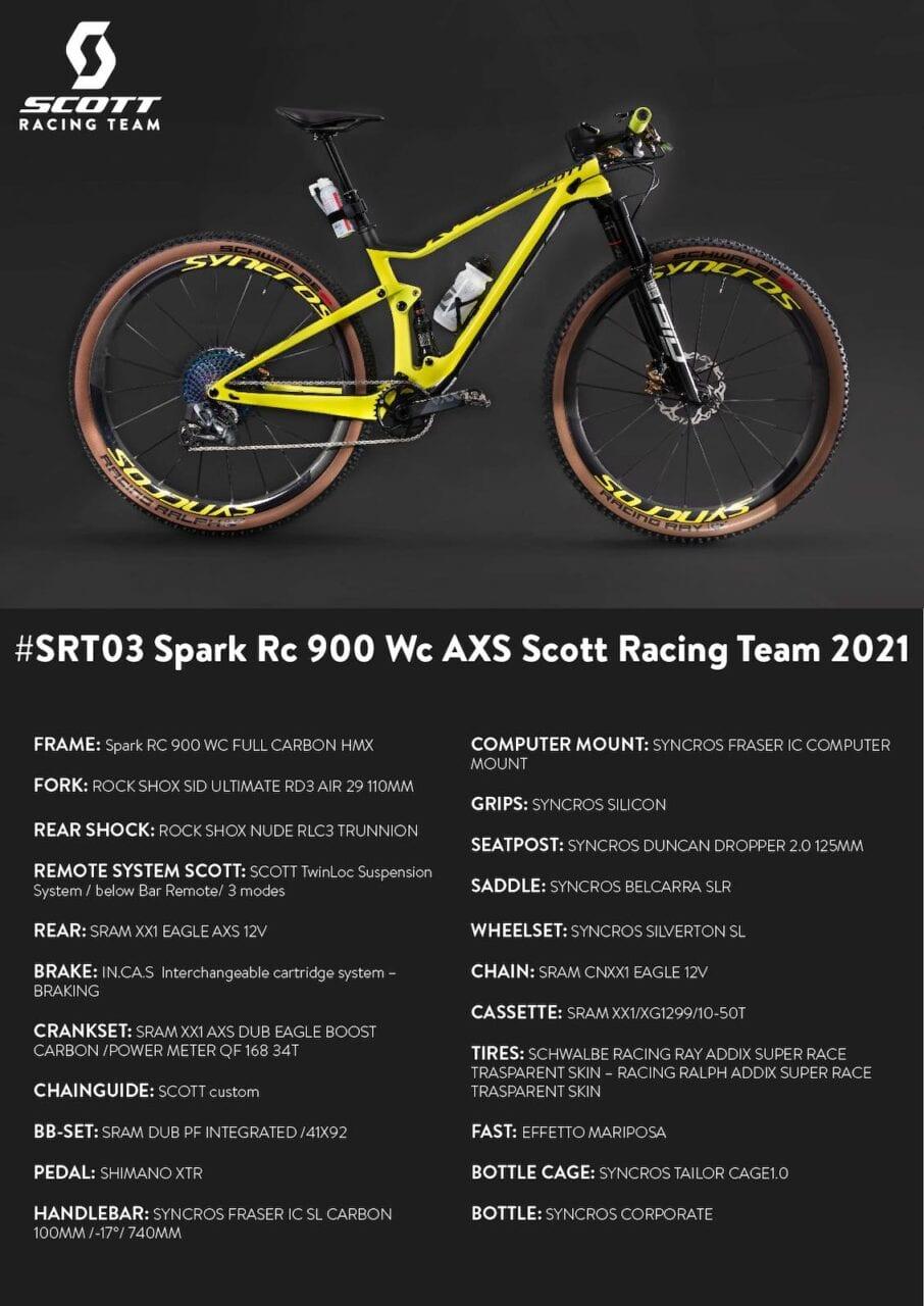 Scott Spark 2021