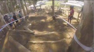 VIDEO - Sul percorso Xc di Stellenbosch insieme a Fontana